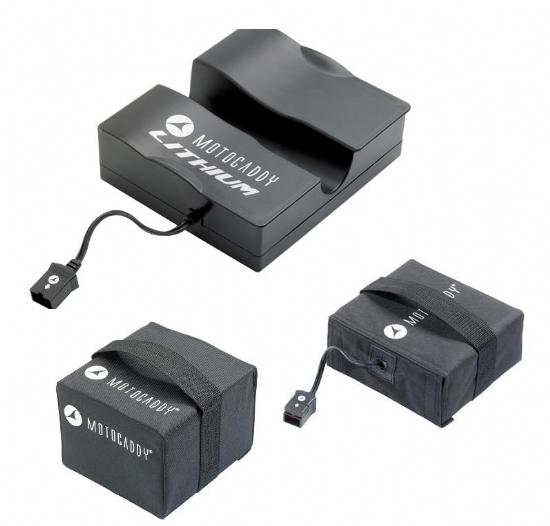 Motocaddy Batteries and Chargers